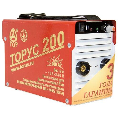 Фото - Сварочный аппарат Торус 200 Классик (TIG, MMA) tig 200 dsp