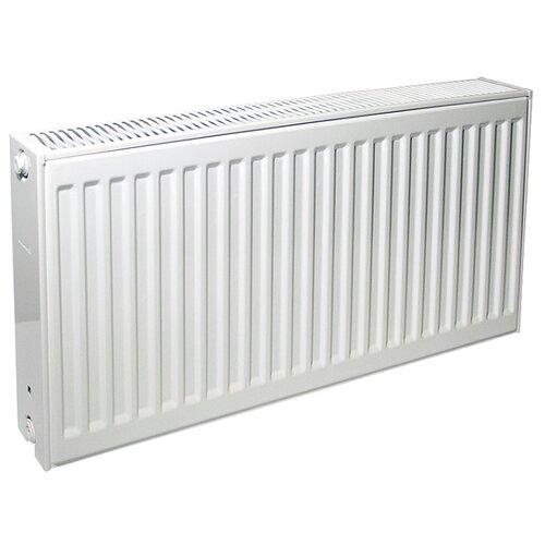 Радиатор панельный сталь Kermi FKO 22 500 800 теплоотдача 1446.4 Вт, подключение универсальное боковое RAL 9016 биметаллический радиатор rifar рифар b 500 нп 10 сек лев кол во секций 10 мощность вт 2040 подключение левое