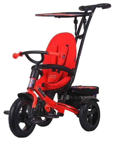 Трехколесный велосипед RT ICON Elite Black Brilliant