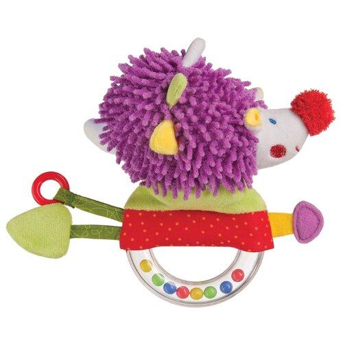 цена на Погремушка Happy Baby Funny Hedgehog разноцветный