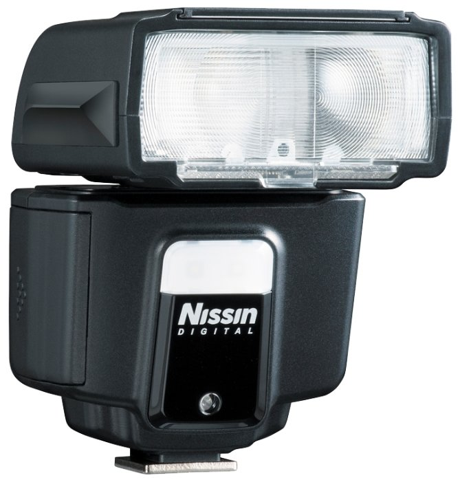 Nissin i-40 for Four Thirds