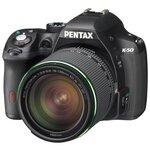 Фотоаппарат Pentax K-50 Kit