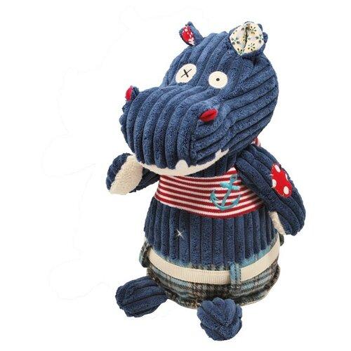 Купить Мягкая игрушка Deglingos Бегемотик Hippipos 31 см, Мягкие игрушки
