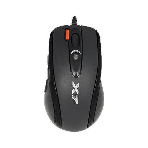Мышь A4Tech XL-750BK Black USB мышь a4tech xl 750bk black usb