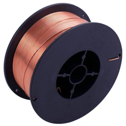 Проволока из металлического сплава Кратон ER-70S-6 0.6мм 1кг проволока из металлического сплава барс er 70s 6 0 8мм 1кг