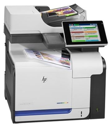 HP МФУ HP LaserJet Enterprise 500 MFP M575c