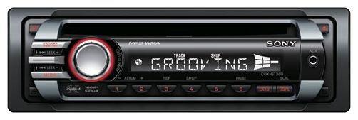 Sony CDX-GT380