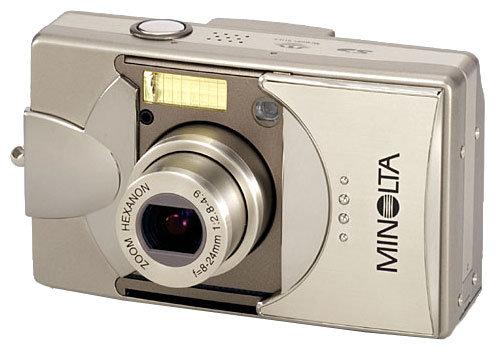 Фотоаппарат Minolta DiMAGE G500