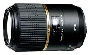 Tamron SP 90mm f/2.8 Di Macro 1:1 VC USD (F004) Canon EF