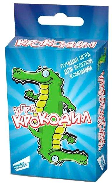 Настольная игра Dream Makers Крокодил. Mini (1507H)