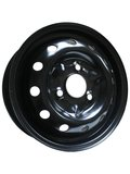 Диск Mefro Wheels 11110-3101015-03 Черный 4x12/3x98 D58.6 ET40 - фото 1