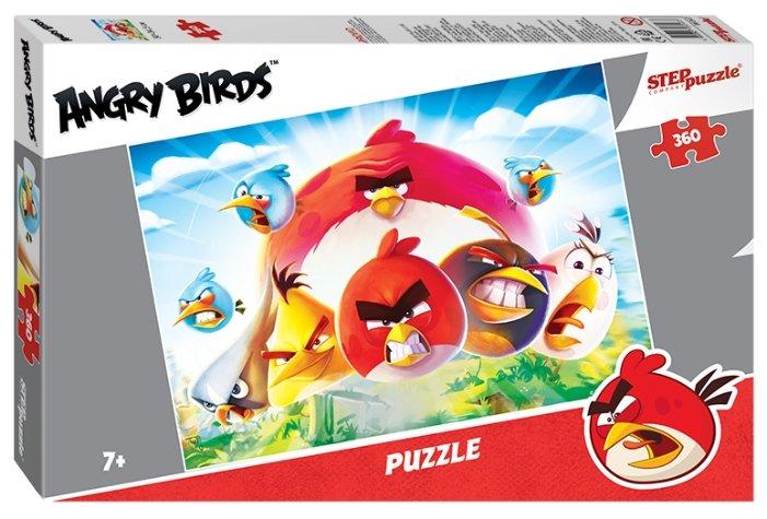 Пазл Step puzzle Rovio Angry Birds (96047) 360 шт.