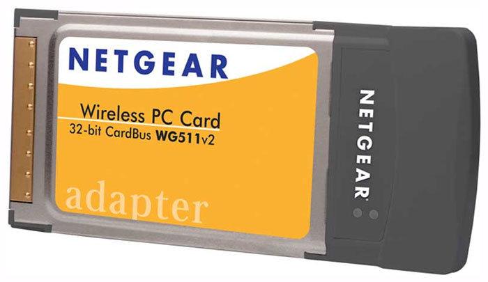 NETGEAR Wi-Fi адаптер NETGEAR WG511