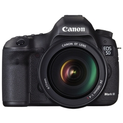 Фотоаппарат Canon EOS 5D Mark III Kit