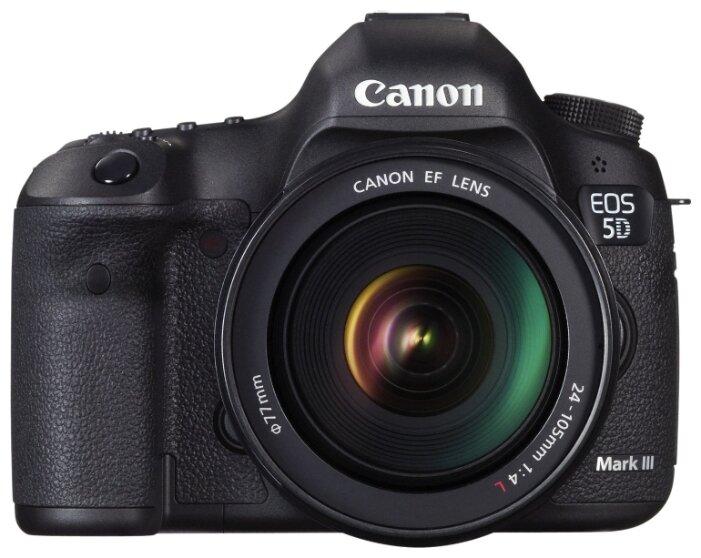 Canon Зеркальный фотоаппарат Canon EOS 5D Mark III Kit