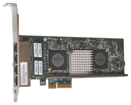 Сетевые карты и адаптеры Lenovo NetXtreme II 1000 Express Quad Port Ethernet Adapter (49Y4220)