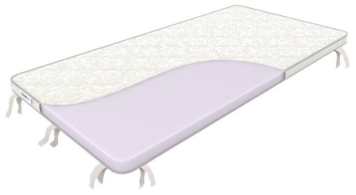 Ортопедический Наматрасник (тонкий матрас) Промтекс-Ориент Экопена 3 80х190 на диван или кровать