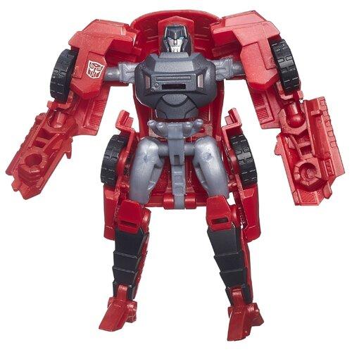 Трансформер Hasbro Transformers Разрядник. Войны Комбёров Лэджендс (Трансформеры Дженерейшнс) B1377 красный цена 2017