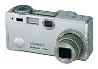 Фотоаппарат Minolta DiMAGE F100