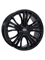 Диски O.Z Racing Cortina 9,5x20 5x120 D79 ET40 цвет Matt Dark Graphite Diamond Cut - фото 1