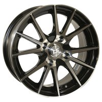 Диск колесный LS Wheels 143 6.5x15/4x114.3 D73.1 ET40 BKF