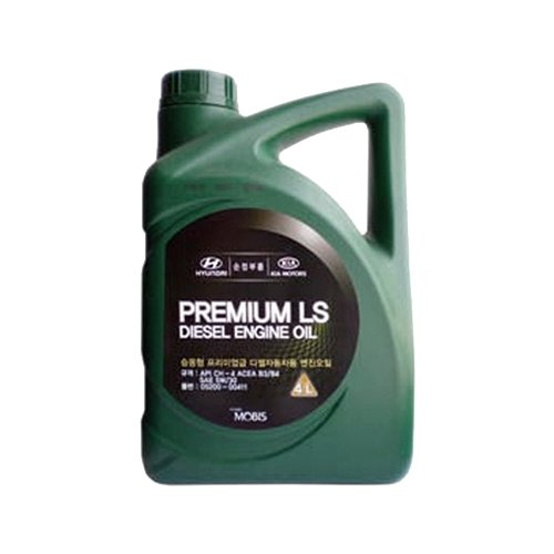 Моторное масло MOBIS Premium LS Diesel 5W-30 4 л