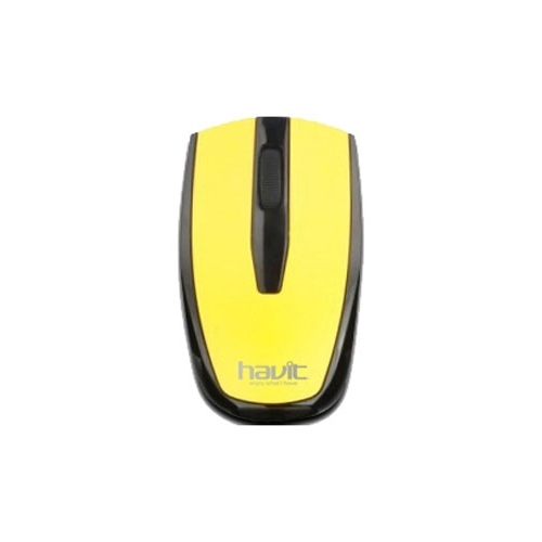 Мышь Havit HV-MS902GT wireless Yellow USB