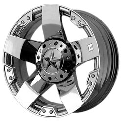 Колесные диски XD Series XD775 8.5x17/8x165.1 D130 ET12 Chrome