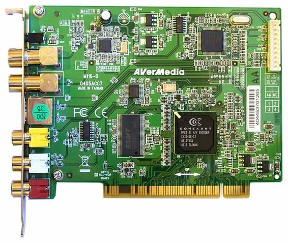 TV-тюнер AVerMedia Technologies AverTV MCE 116 Plus