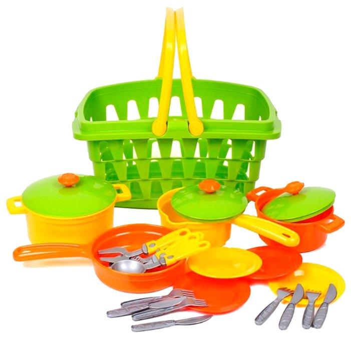 Набор посуды ТехноК 4456 фото 1