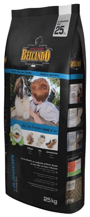 Корм для собак Belcando Junior Maxi для щенков крупных и гигантских пород с 3 до 18 месяцев