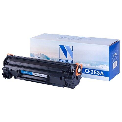 Фото - Картридж NV Print CF283A для HP, совместимый картридж usaprint cf283a совместимый