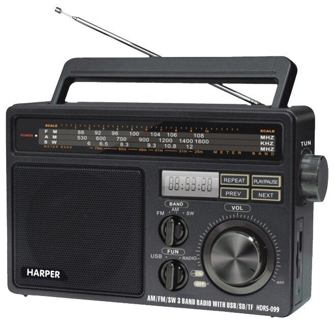 HARPER Радиоприемник HARPER HDRS-099