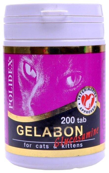 Витамины Polidex Gelabon plus Glucozamine,