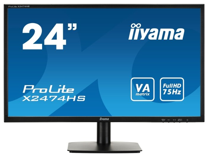 Iiyama ProLite X2474HS-1