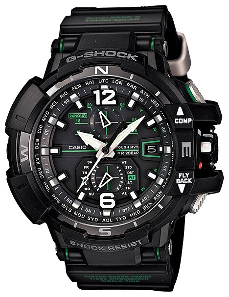 Наручные часы CASIO GW-A1100-1A3