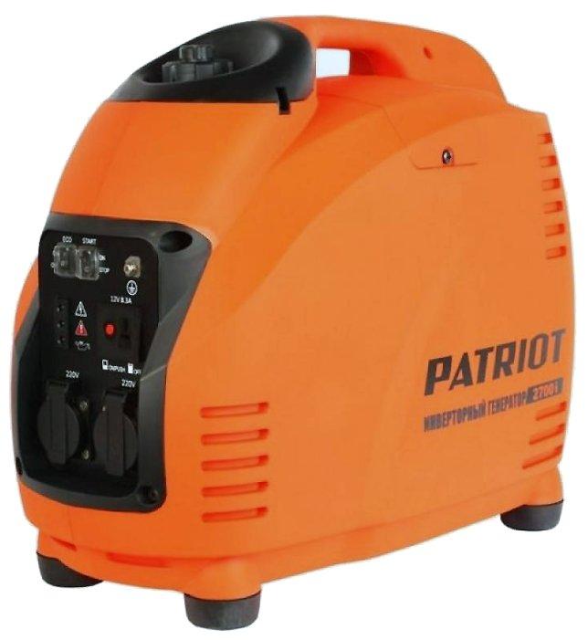 Бензиновая электростанция PATRIOT 2700i