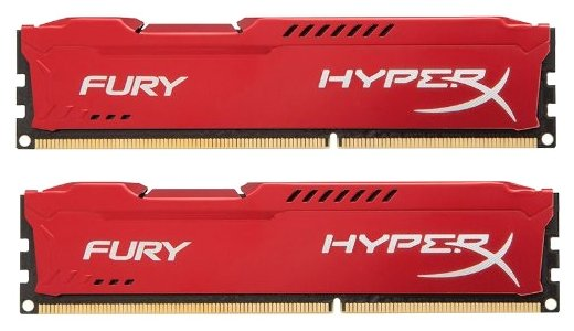 Оперативная память HyperX HX318C10F*K2/16