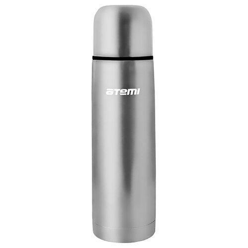 Классический термос ATEMI HB-1000 (1 л) серебристый