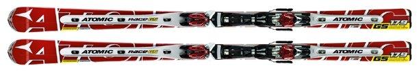 Горные лыжи ATOMIC D2 Race GS (11/12)