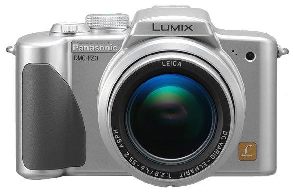 Фотоаппарат Panasonic Lumix DMC-FZ3