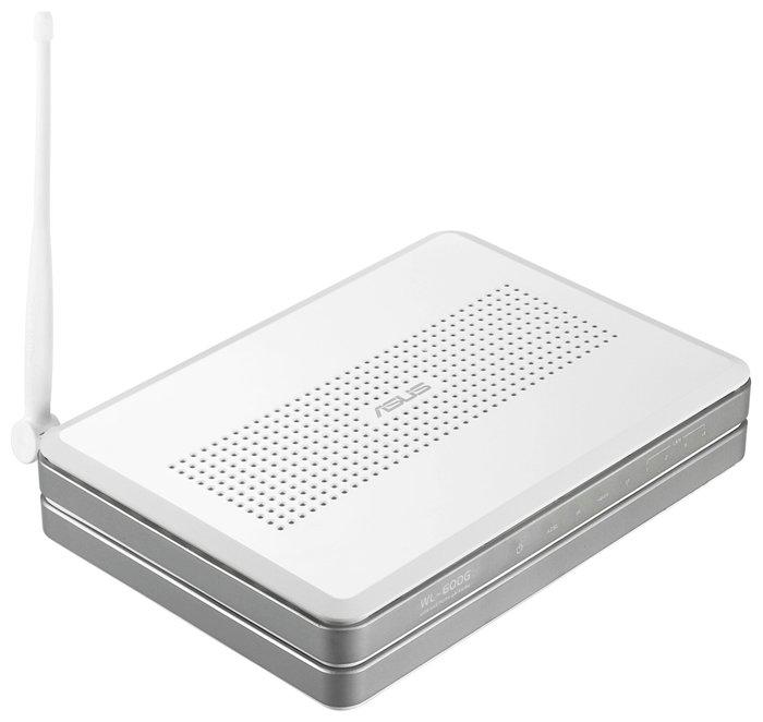 Wi-Fi роутер ASUS WL-600g