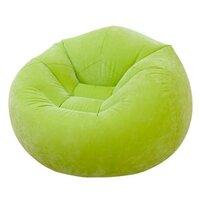 Кресло надувное Intex Beanless Bag Chair 68579, 107х104х69 см, розовое