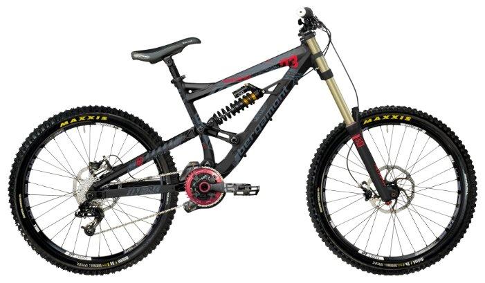 Горный (MTB) велосипед Bergamont Straitline MGN (2013)