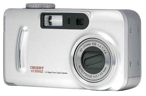 Фотоаппарат ORIENT VC5000Z