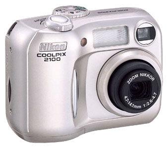Фотоаппарат Nikon Coolpix 2100