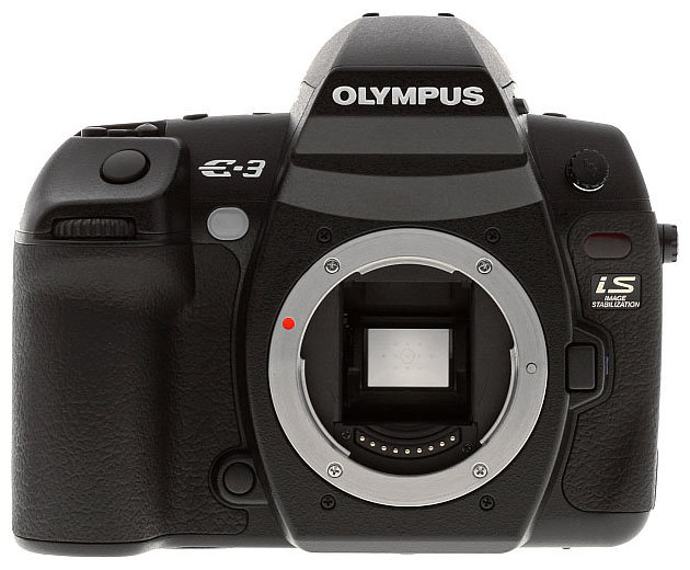 Фотоаппарат Olympus E-3 Body