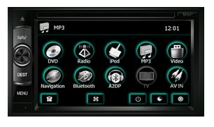 Автомагнитола FlyAudio G1000A01 Universal