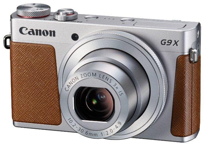 Canon Компактный фотоаппарат Canon PowerShot G9 X