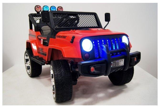 RiverToys Автомобиль Jeep T008TT
